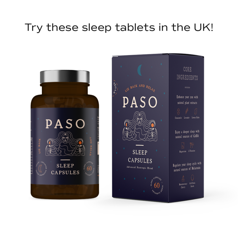 Which Sleeping Tablets to Get in the UK?
